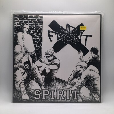UP FRONT -SPIRIT- LP (COLOR VINYL)