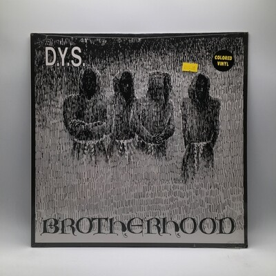 D.Y.S -BROTHERHOOD- LP (COLOR VINYL)