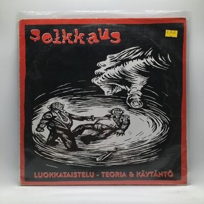 SELKKAUS -LUOKKATAISTELU.TEORA & KAYTANTO- LP