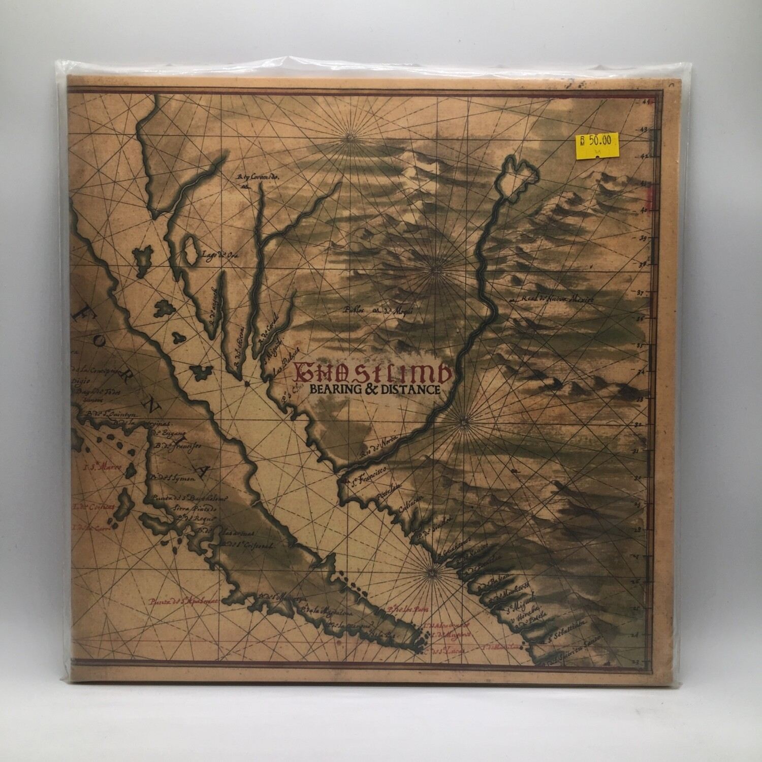 GHOSTLIMB -BEARING AND DISTANCE- LP