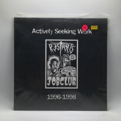 RESTART -ACTIVELY SEEKING WORK: 1996-1998- LP