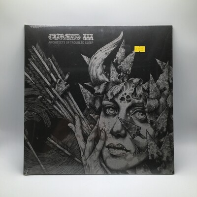 CURSED -III:ARCHITECTS OF TROUBLED SLEEP- LP (COLOR VINYL)