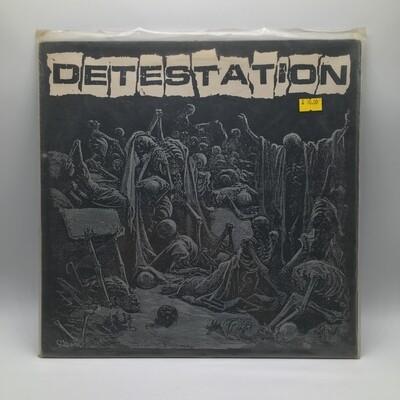 DETESTATION -S/T- LP