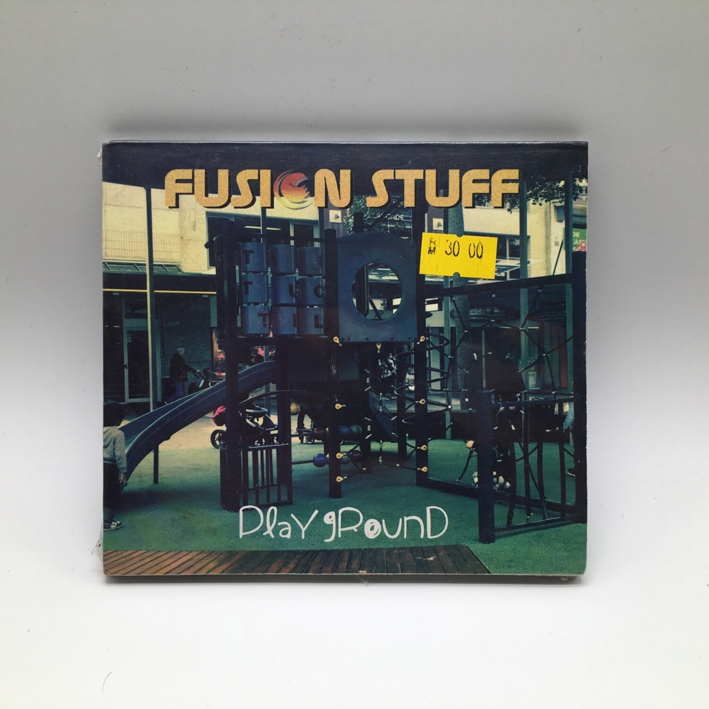 FUSION STUFF -PLAYGROUND- CD
