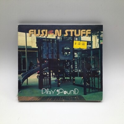 FUSION STUFF -PLAYGROUND- CD