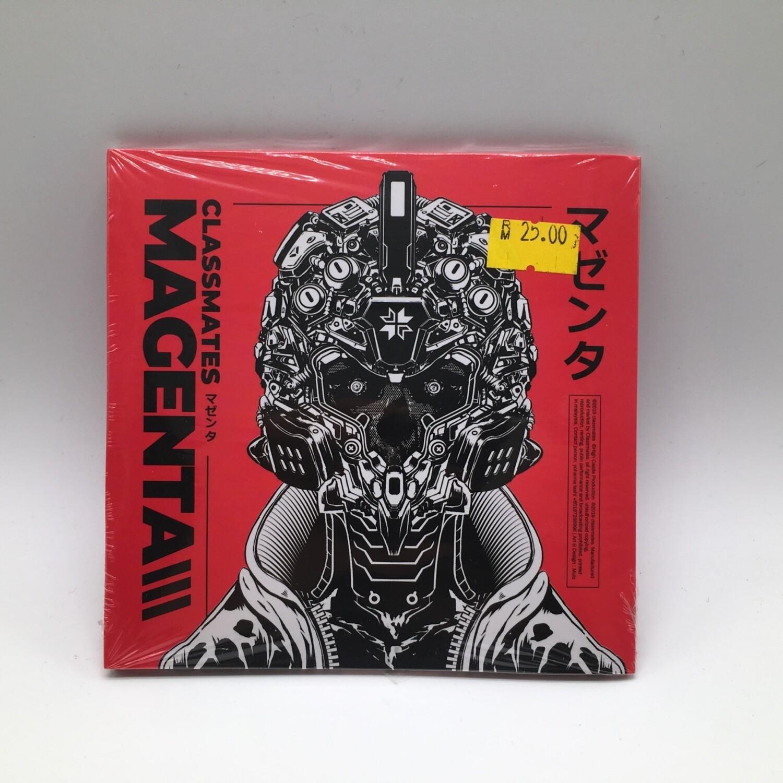 CLASSMATE -MAGENTA- CD