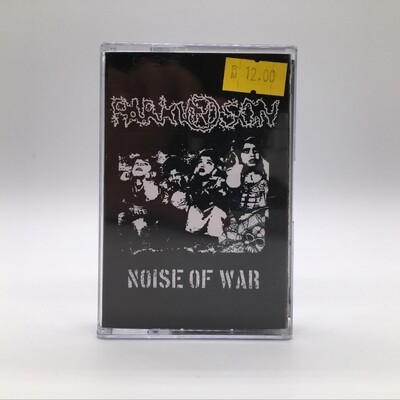 PARKINSON -NOISE OF WAR- CASSETTE