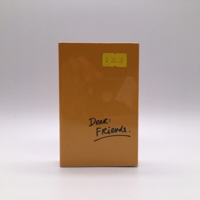 MOCCA -DEAR FRIENDS- CASSETTE
