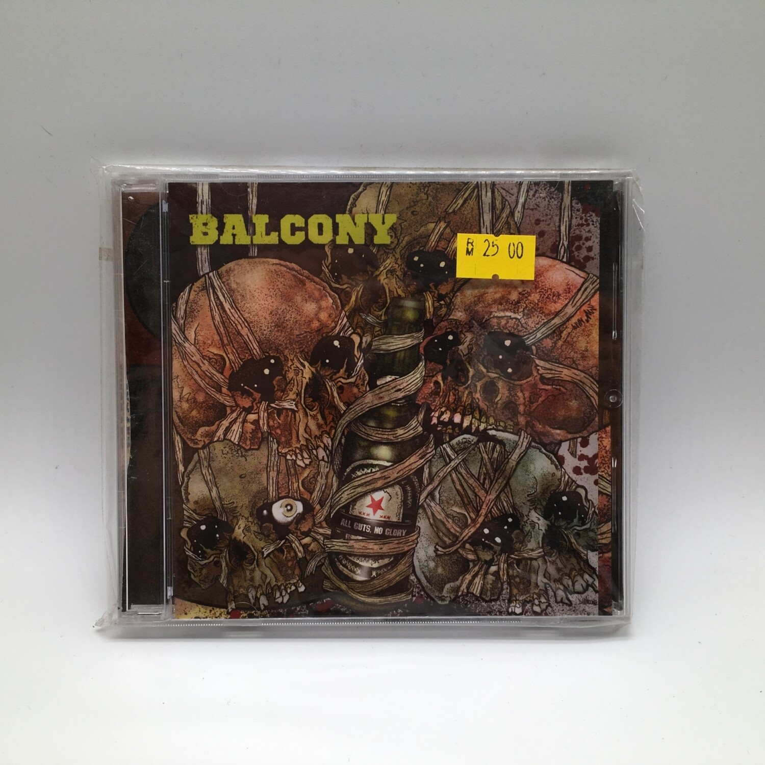 BALCONY -S/T- CD