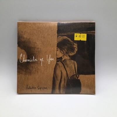 ADHITYA SOFYAN -CHRONICLES OF YOU- CD
