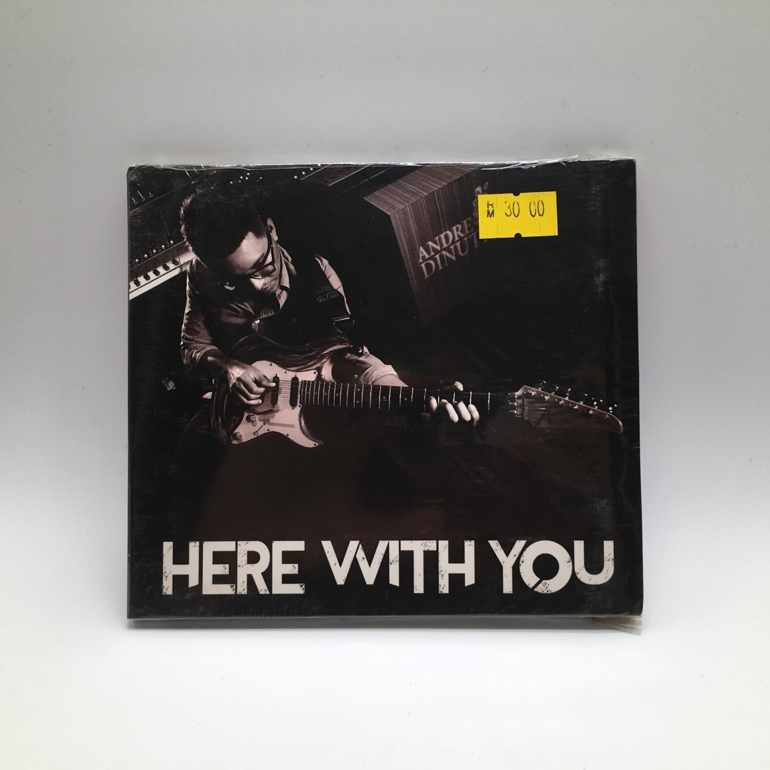 ANDRE DINUTH -HERE AFTER YOU- CD