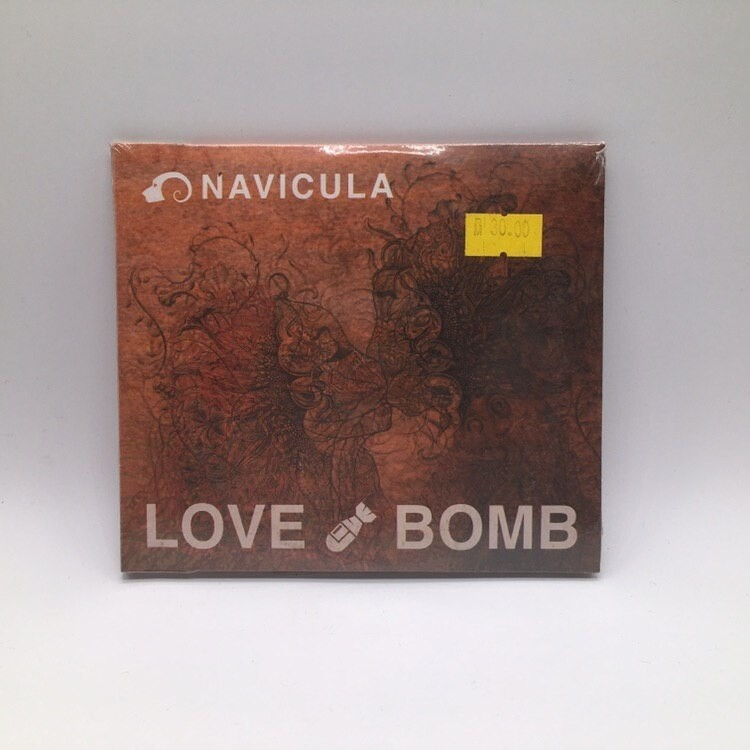 NAVICULA -LOVE BOMB- CD