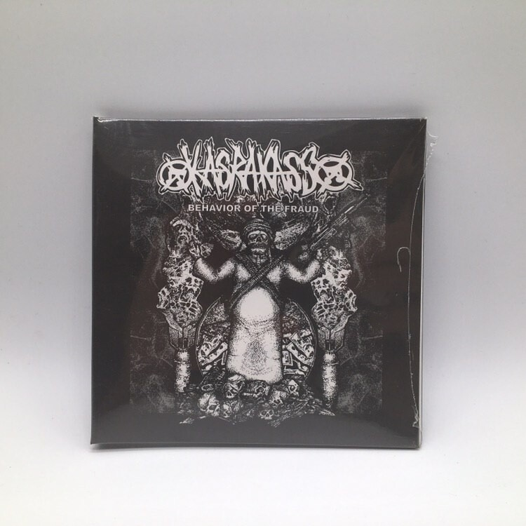 KASRAKASS -BEHAVIOUR OF THE FRAUD- CD