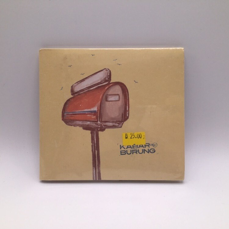 KABAR BURUNG -PESAN- CD