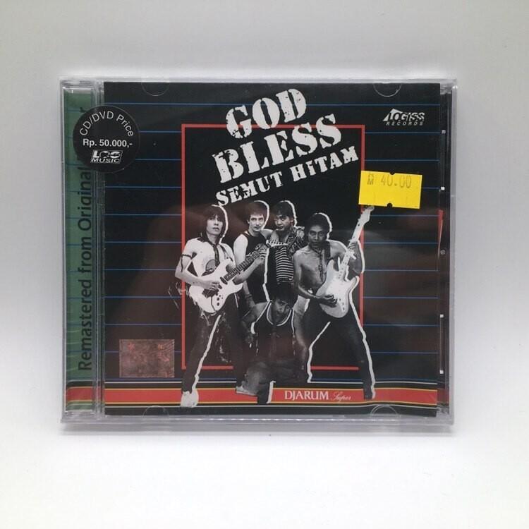 GOD BLESS -SEMUT HITAM- CD