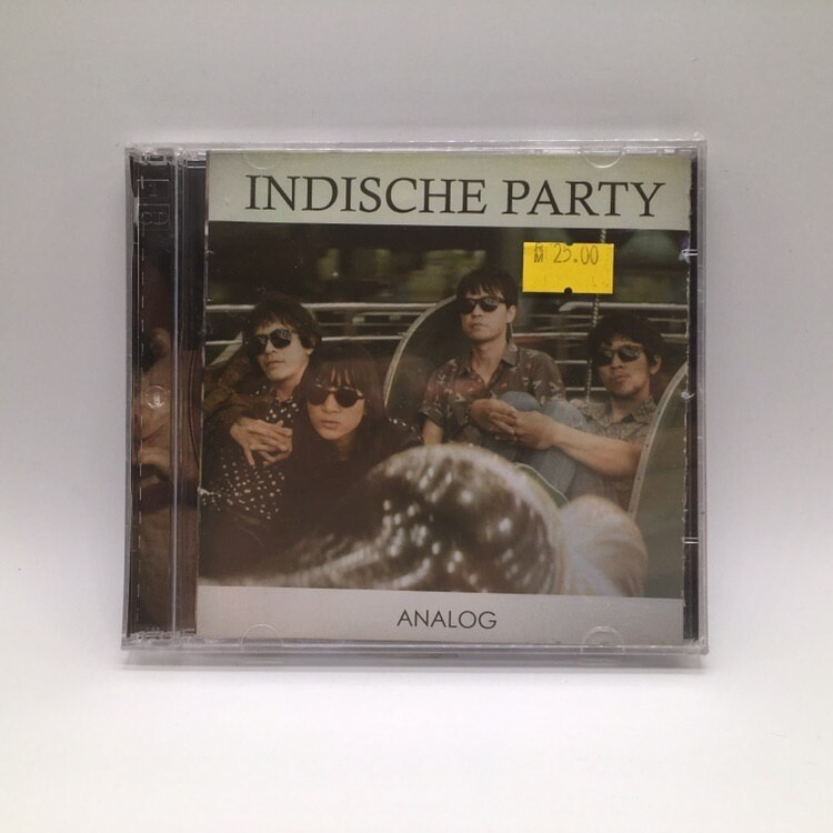 INDISCHE PARTY -ANALOG- CD