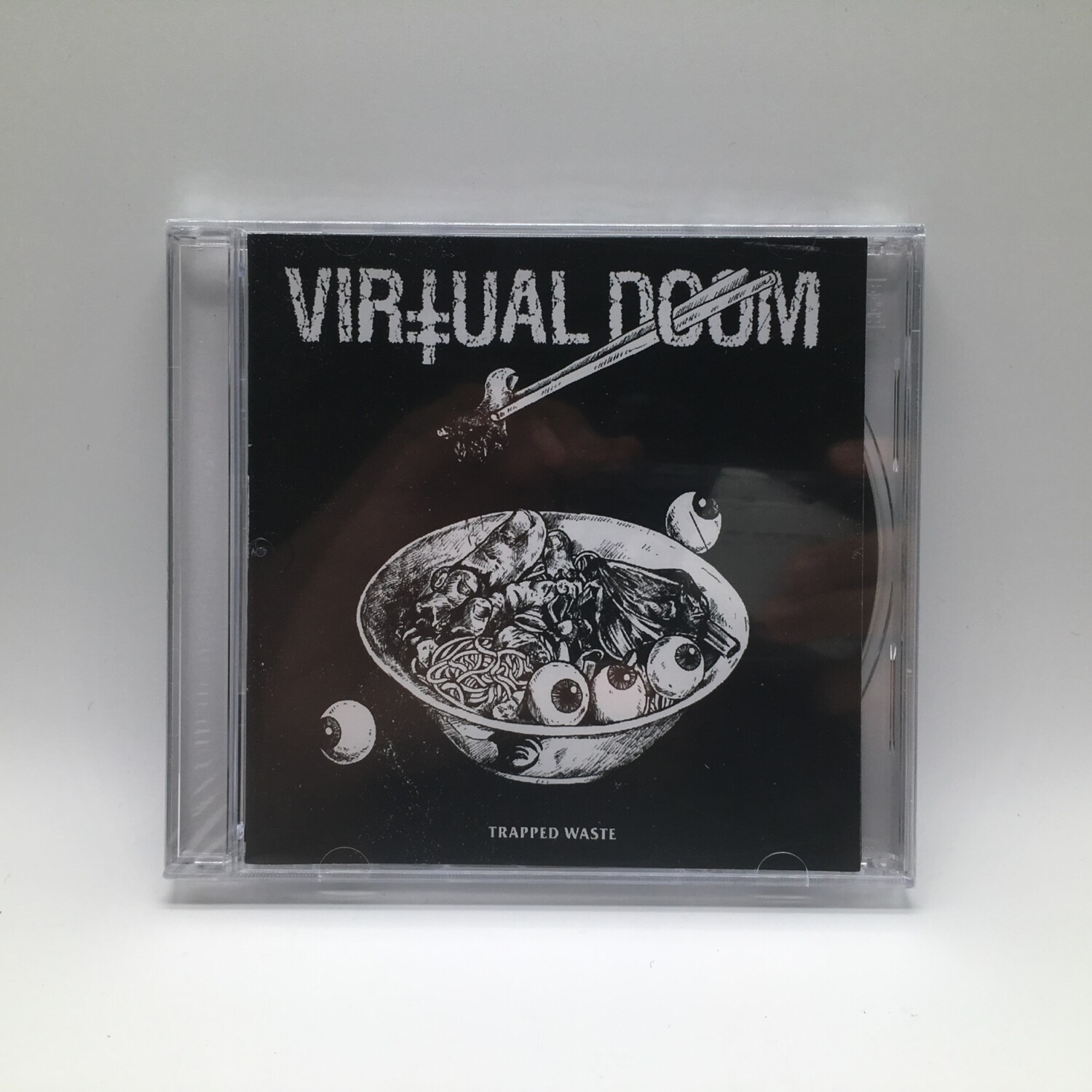 VIRTUAL DOOM -TRAPPED WASTE- CD