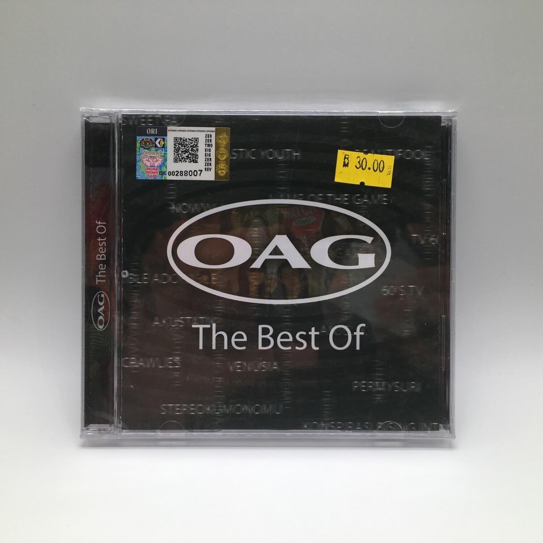 OAG -THE BEST OF- CD
