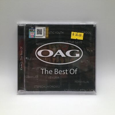 OAG -THE BEST OF- CD
