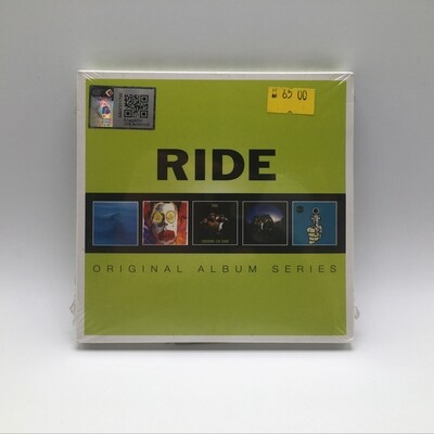 RIDE -ORIGINAL ALBUM SERIES- 5XCD