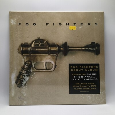 FOO FIGHTER -S/T- LP