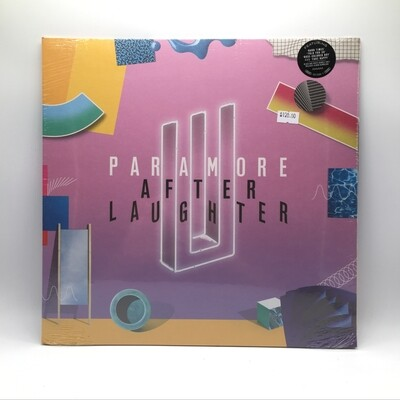 PARAMORE -AFTER LAUGHTER- LP (COLOR VINYL)
