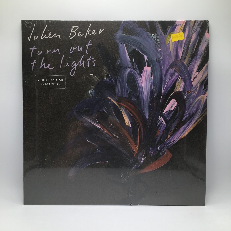 JULIAN BAKER -TURN OUT THE LIGHTS- LP (CLEAR VINYL)