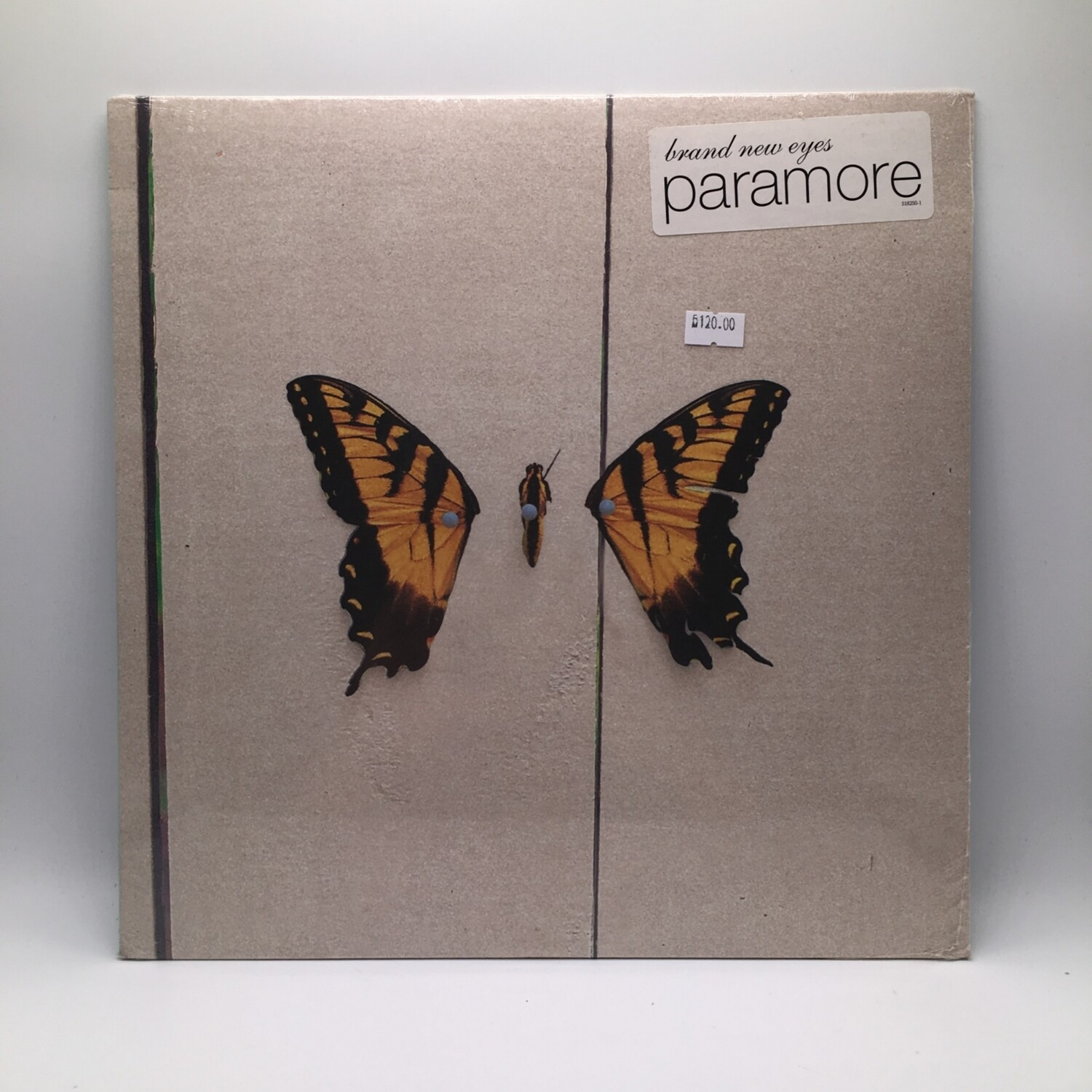 PARAMORE -BRAND NEW EYES- LP
