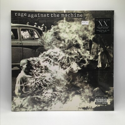 RAGE AGAINST THE MACHINE -S/T- LP