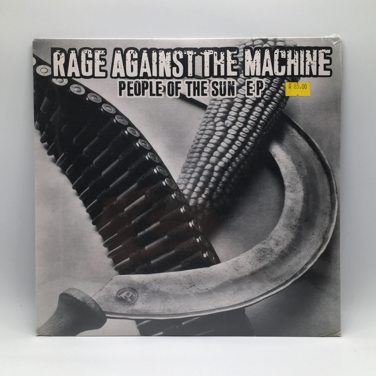 RAGE AGAINST THE MACHINE -PEOPLE OF THE SUN- 10 INCH EP (COLOR VINYL)