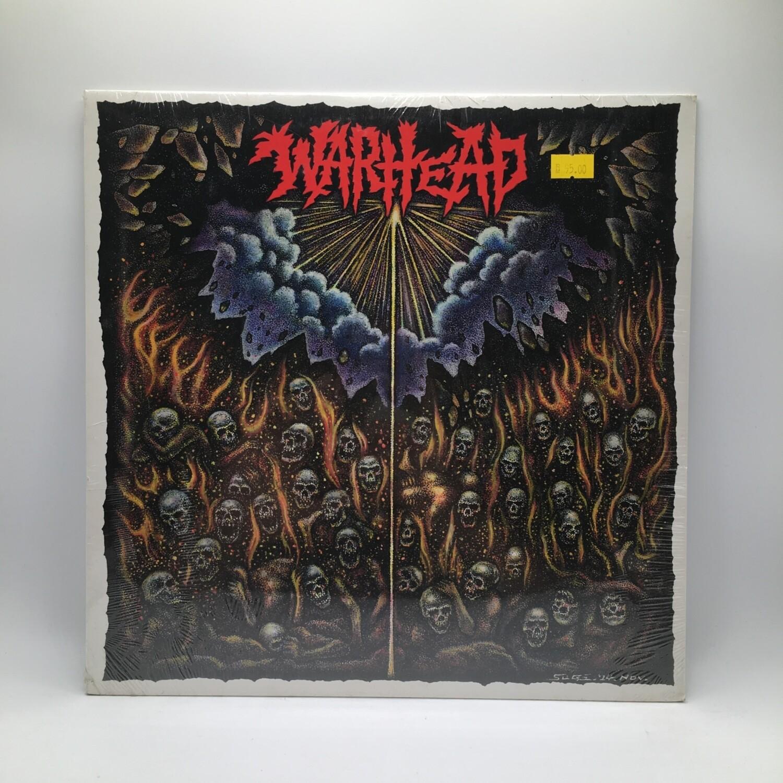 WARHEAD -S/T- LP