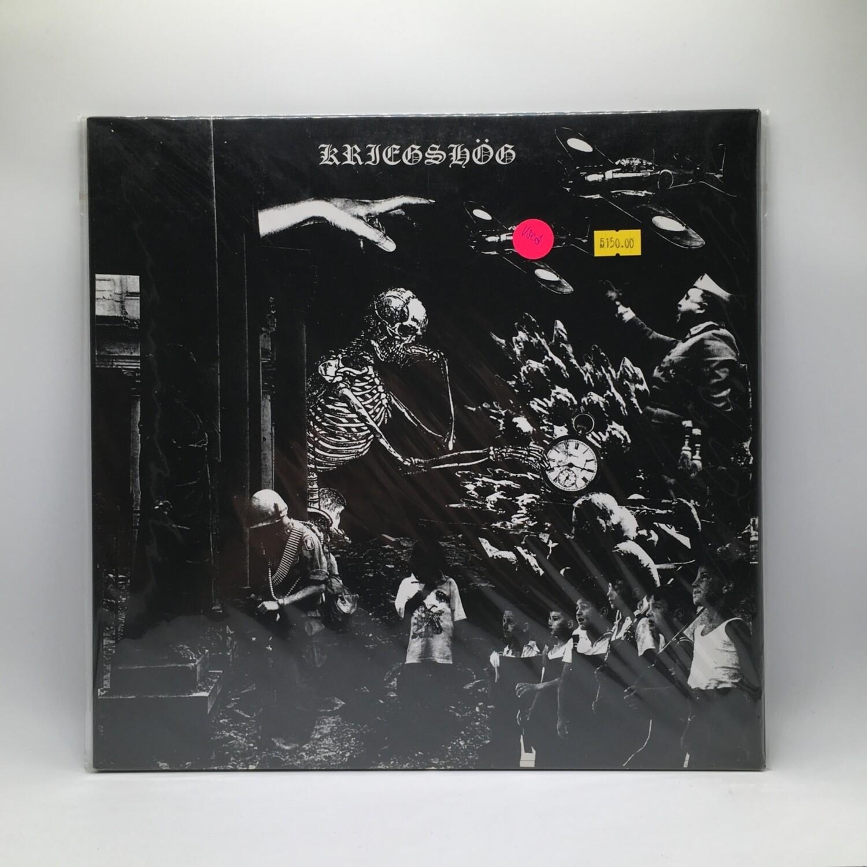 KRIEGSHOG -S/T- LP