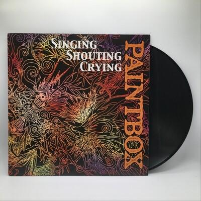 PAINTBOX -SINGING SHOUTING CRYING- LP