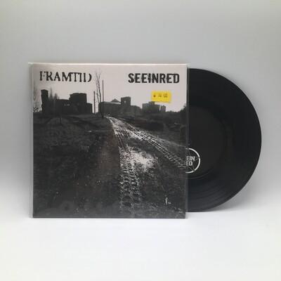 FRAMTID / SEEIN RED -SPLIT- 7 INCH