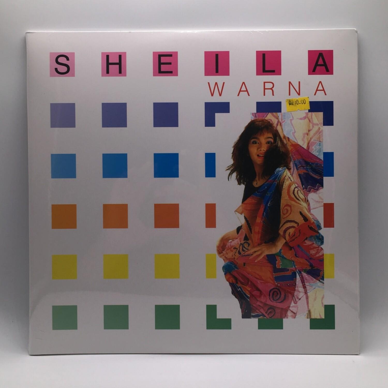 SHEILA MAJID -WARNA- 2XLP