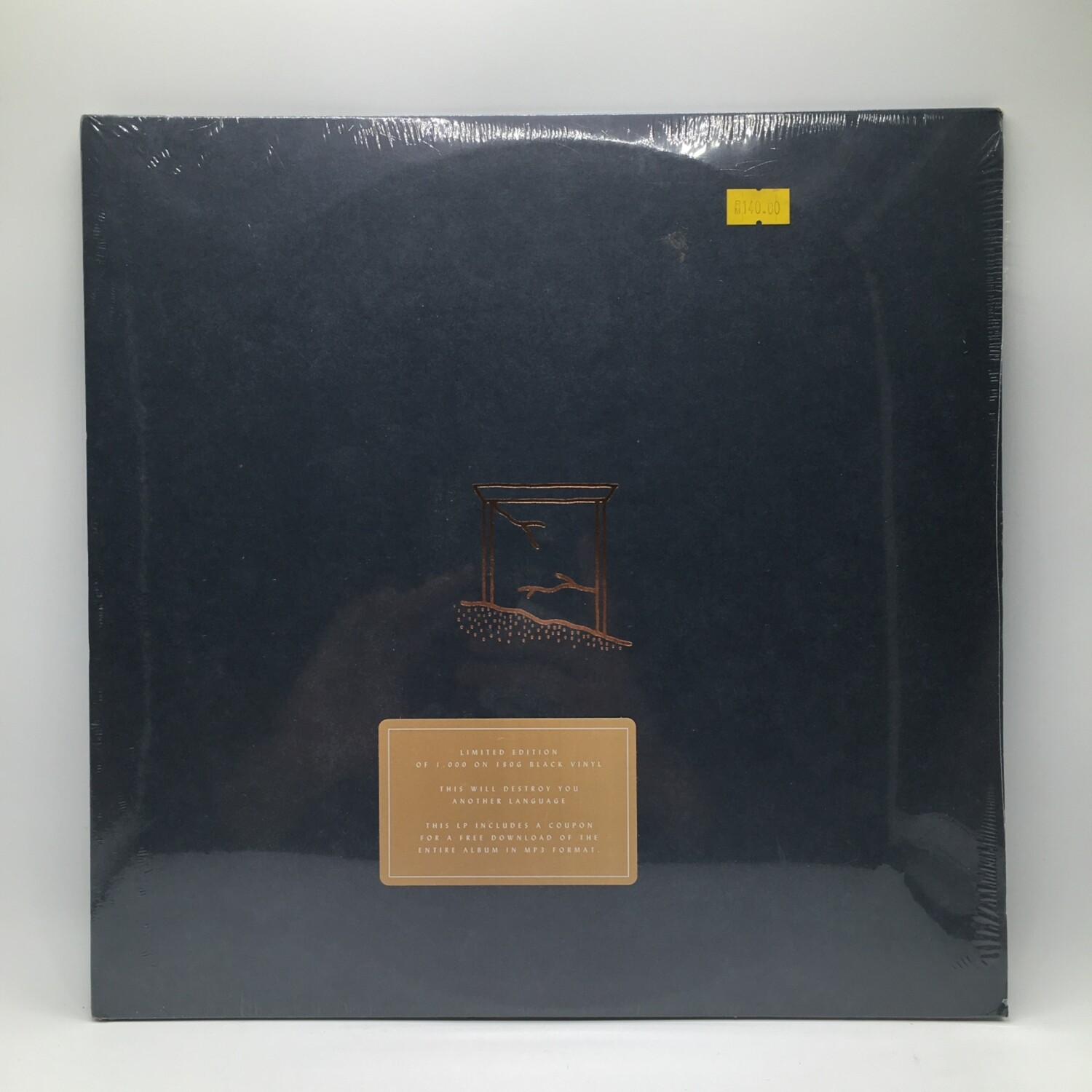 THIS WILL DESTROY YOU -ANOTHER LANGUAGE- 2XLP (180 GRAM VINYL)