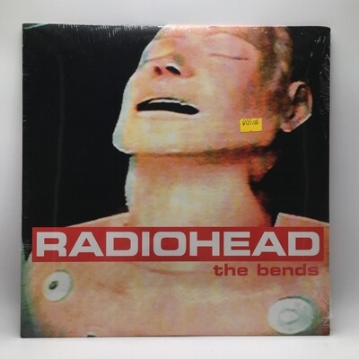 RADIOHEAD -THE BENDS- LP