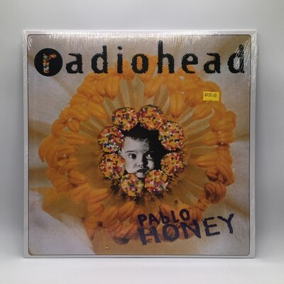RADIOHEAD -PABLO HONEY- LP