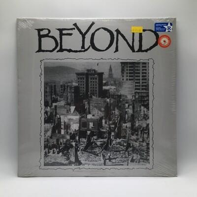 BEYOND -NO LONGER AT EASE- LP (COLOR VINYL)