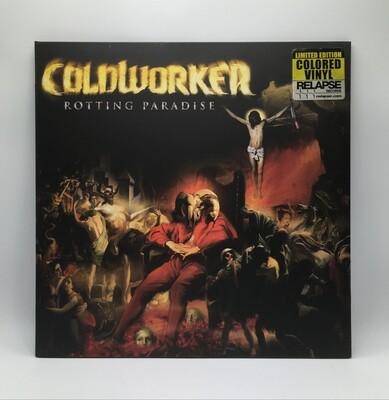 COLDWORKER -ROTTING PARADISE- LP (COLOR VINYL)