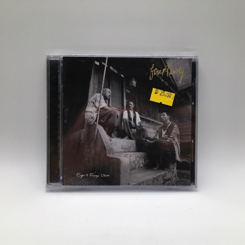 FOURTWNTY -EGO & FUNGSI OTAK- CD