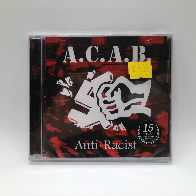 ACAB -ANTI RACIST- CD