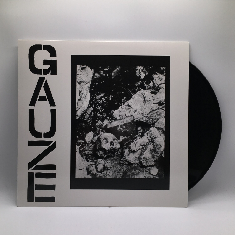 GAUZE -EQUALIZING DISTORT- LP