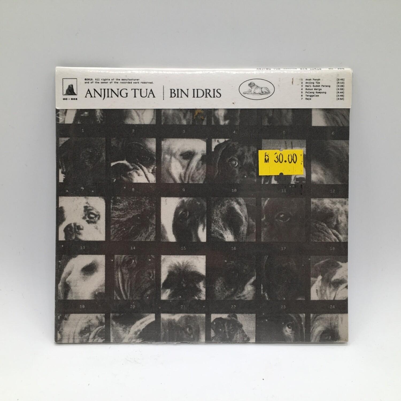 BIN IDRIS -ANJING TUA- CD