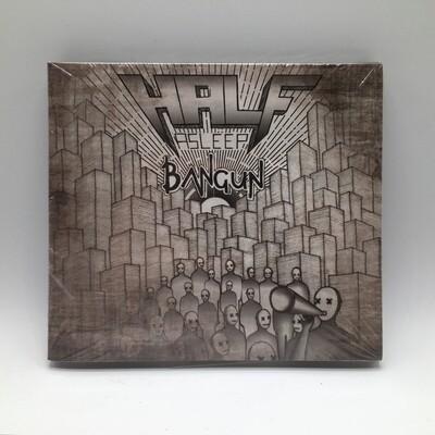 HALF ASLEEP -BANGUN- CD