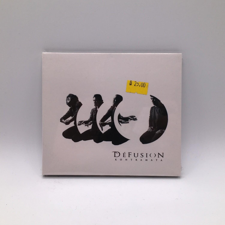 DEFUSION -KONTRAMATA- CD