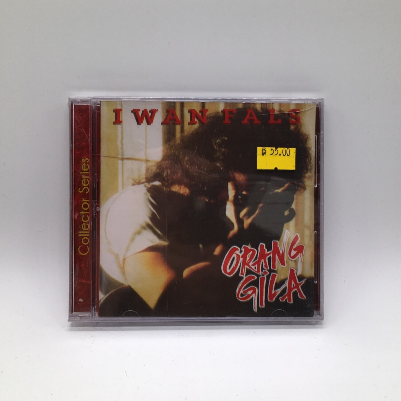 IWAN FALS -ORANG GILA- CD