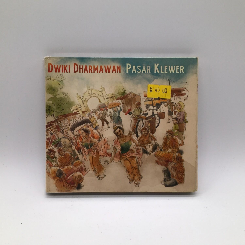 DWIKI DHARMAWAN -PASAR KLEWER- CD