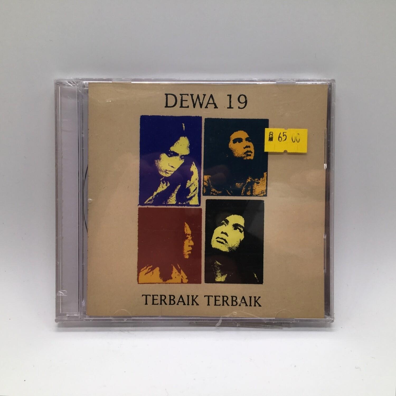 DEWA 19 -TERBAIK TERBAIK- CD