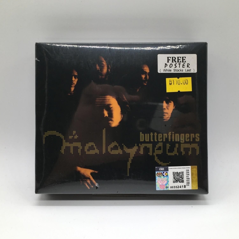 BUTTERFINGERS -MALAYNEUM- CD & CASSETTE